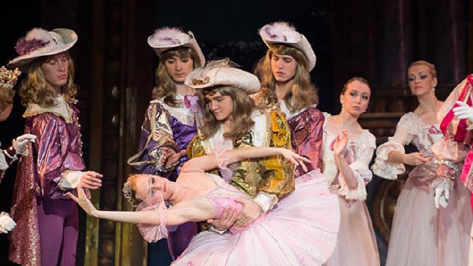 Sleeping Beauty Ballet Dancers