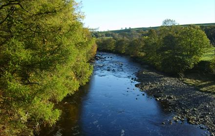 Teesdale Way: Middleton In Teesdale - Abbey Bridge, Barnard Castle