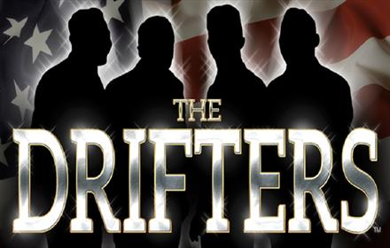 Tour poster for The Drifters