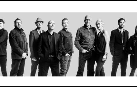 The South (9 Piece Band)