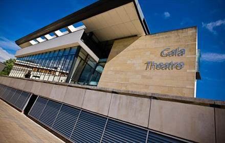 Gala Theatre Visitor Information Point