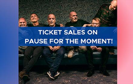 Photo of Ne Band Regarding Performing Songs of Bruce Springsteen: Ticket Sales on Pause