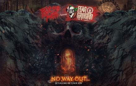 Psycho Path Poster: No Way Out. Rescheduled to 2021