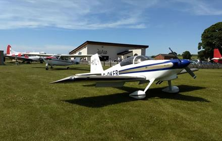 Fishburn Airfield