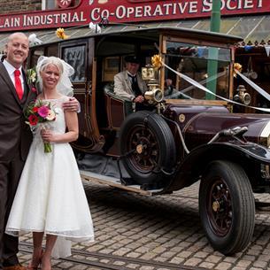 Weddings at Beamish Museum