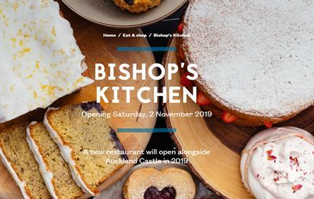 Bishop's Kitchen: Auckland Castle
