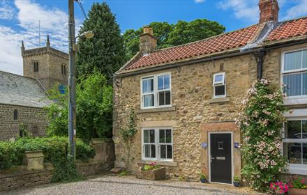 Church Cottage self-catering at Gainford County Durham