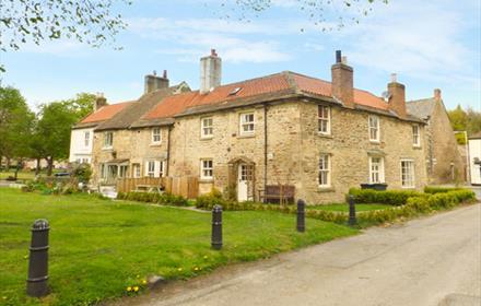 Exterior of Corner Cottage (Staindrop)