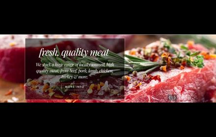 George Bolam Foods Meat