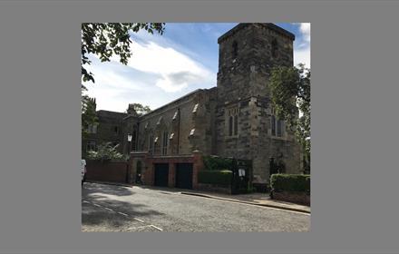 St Cuthbert's Catholic Church