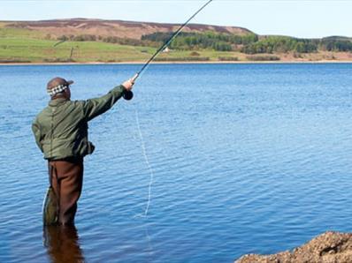 Derwent Reservoir Trout Fishery