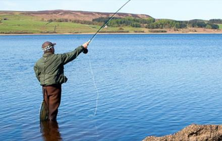 Derwent Reservoir Trout Fishery