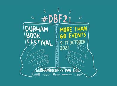 Durham Book Festival Logo