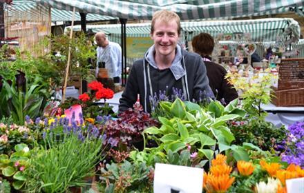 Durham City Farmers' Market
