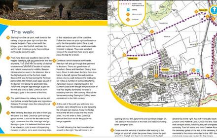 Easington Colliery - Durham Heritage Coast Walk