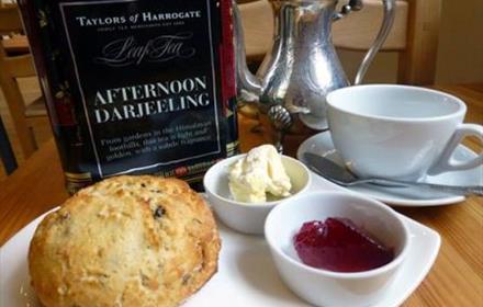 Eggleston Hall Cafe & Tearoom