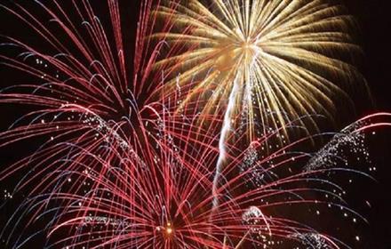 Organised Fireworks Display: Seaham
