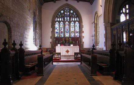 St Giles Church Durham City