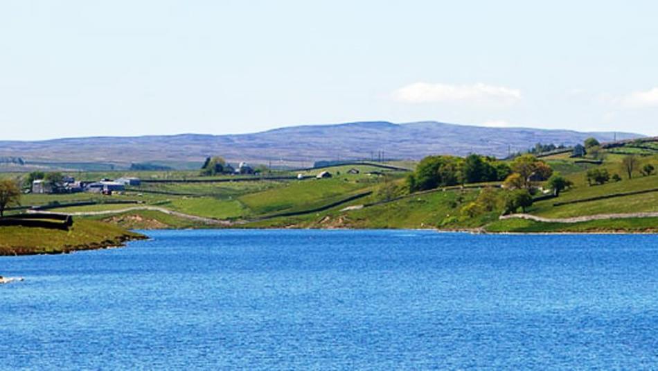 Grassholme Reservoir Trout Fishery