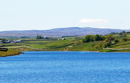 Grassholme Reservoir Trout Fishery