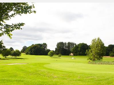 Golf Course at Hall Garth Hotel Durham