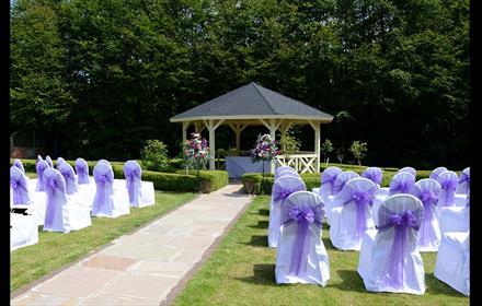 Weddings at Hall Garth Hotel in County Durham