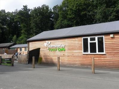 The Hamsterley Cafe and Ice Cream Kiosk - TAKE AWAY ONLY