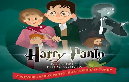 Harry Panto Poster