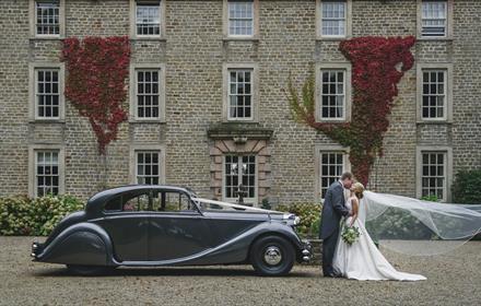 Weddings at Headlam Hall Hotel