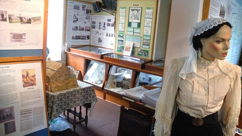 Weardale Museum and High House Chapel