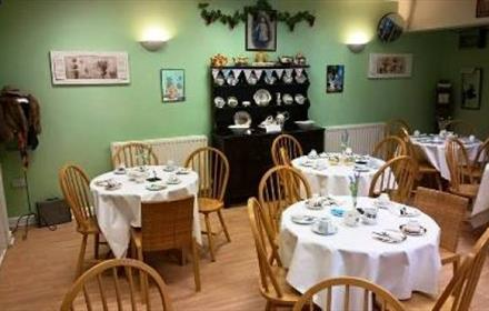Horden Colliery Heritage Centre Vintage Tea Room