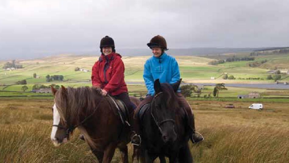 Horse riding in Durham