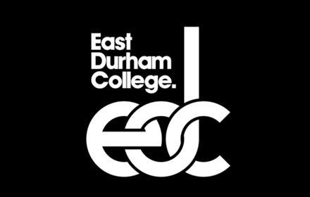 East Durham college logo