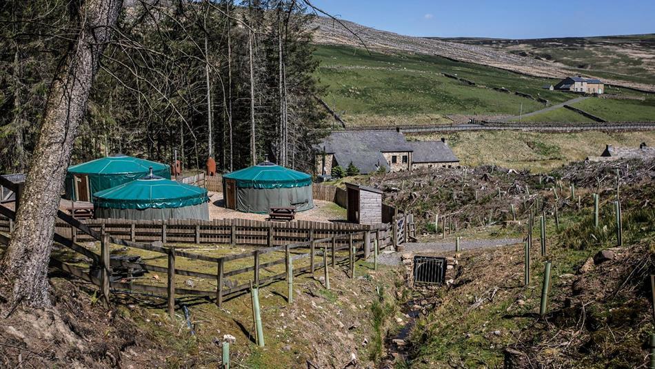 Killhope the Yurts