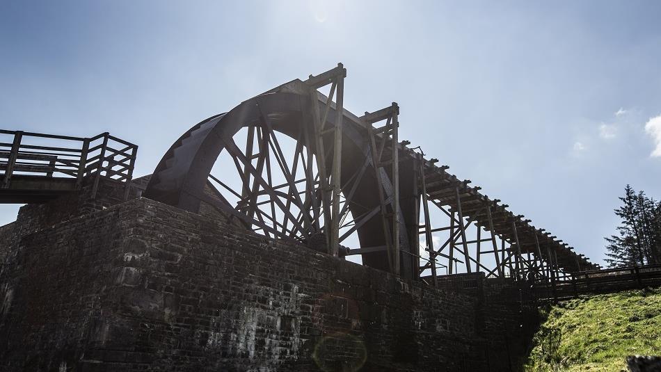 Killhope mining museum Durham