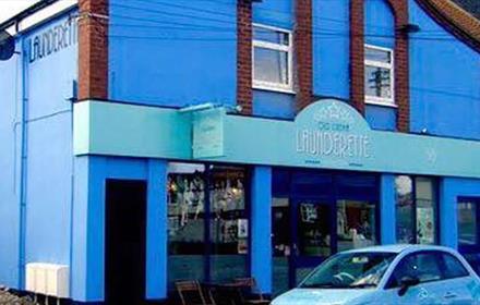 Old Cinema Launderette Durham
