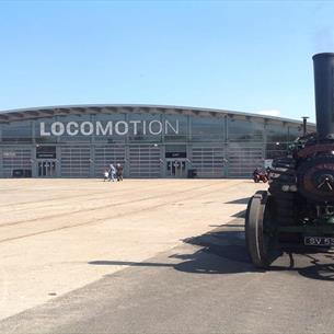 Locomotion Festival of Steam