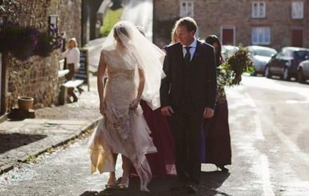 Weddings at The Lord Crewe Arms