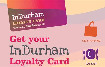 InDurham Loyalty Card