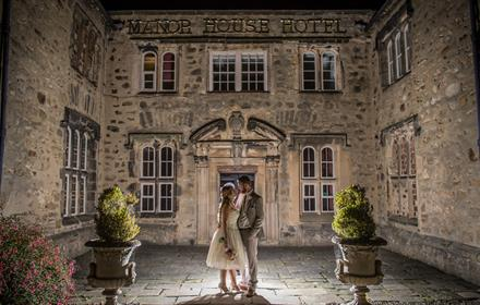 Weddings at the Manor House Hotel
