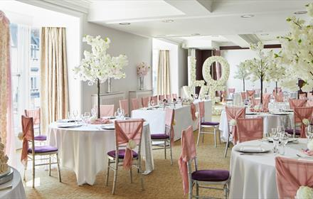 Weddings at the Durham Marriott Hotel Royal County