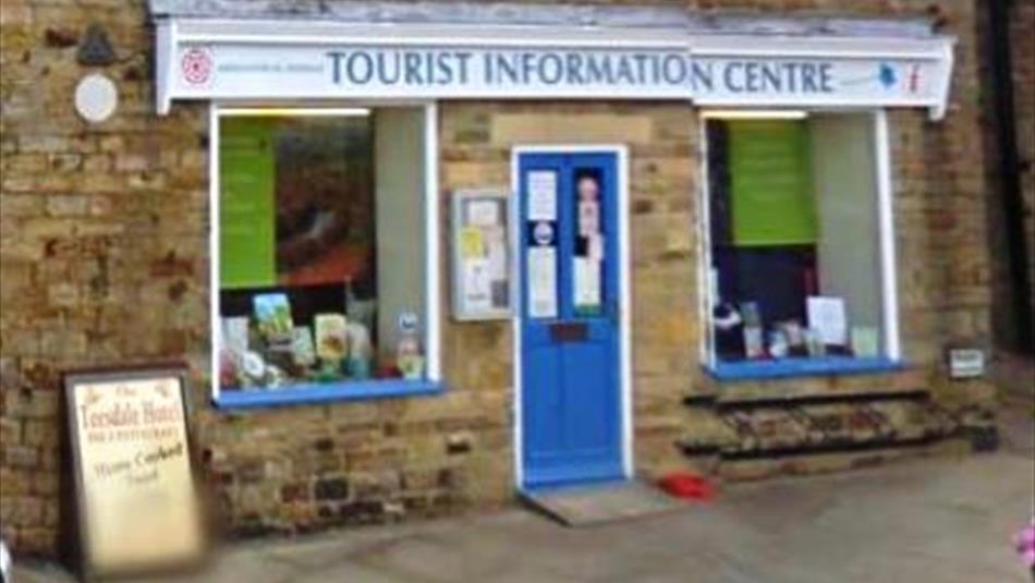 Middleton in Teesdale Visitor Information Point - closed until further notice