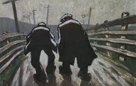 norman cornish  exhibition