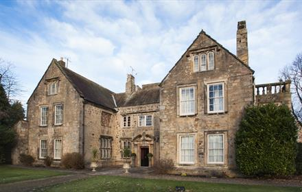 Exterior View | The Manor House Hotel