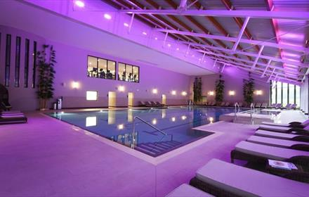 The Spa at Ramside Hall Hotel, Golf and Spa