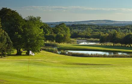 Golf at Ramside Hall Hotel