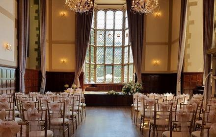 Weddings at Redworth Hall Hotel