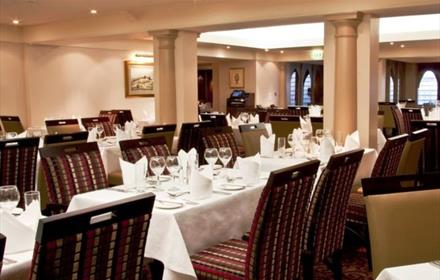 1744 Restaurant at Redworth Hall Hotel