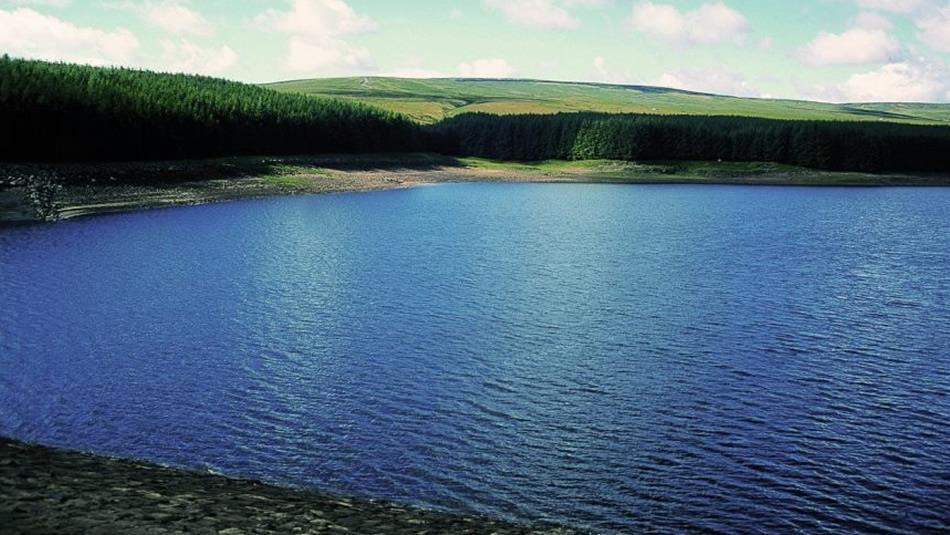 Balderhead Reservoir Trout Fishery