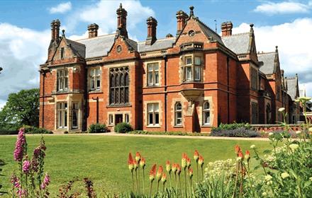 Rockliffe Hall, Luxury Hotel, Golf and Spa Resort